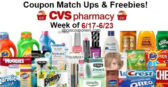 http://www.cvscouponers.com/2018/06/cvs-coupon-match-ups-freebies-617-623.html