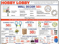 Hobby Lobby Weekly Ad May 19 - May 25, 2019