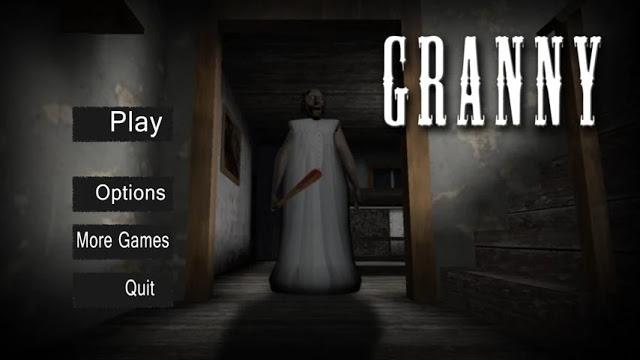 تحميل لعبة الجدة الشريرة Granny جرانى للاندرويد مهكرة باخر اصدار