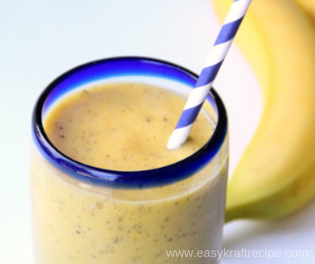 BANANA MANGO SMOOTHE