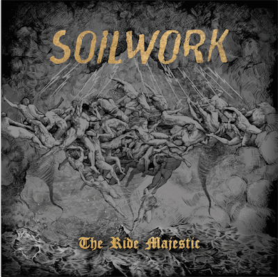 Soilwork - The Ride Majestic - cover - album