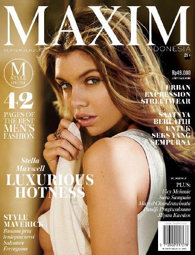 Download Majalah MAXIM Indonesia Edisi September 2016 | www.insight-zone.com