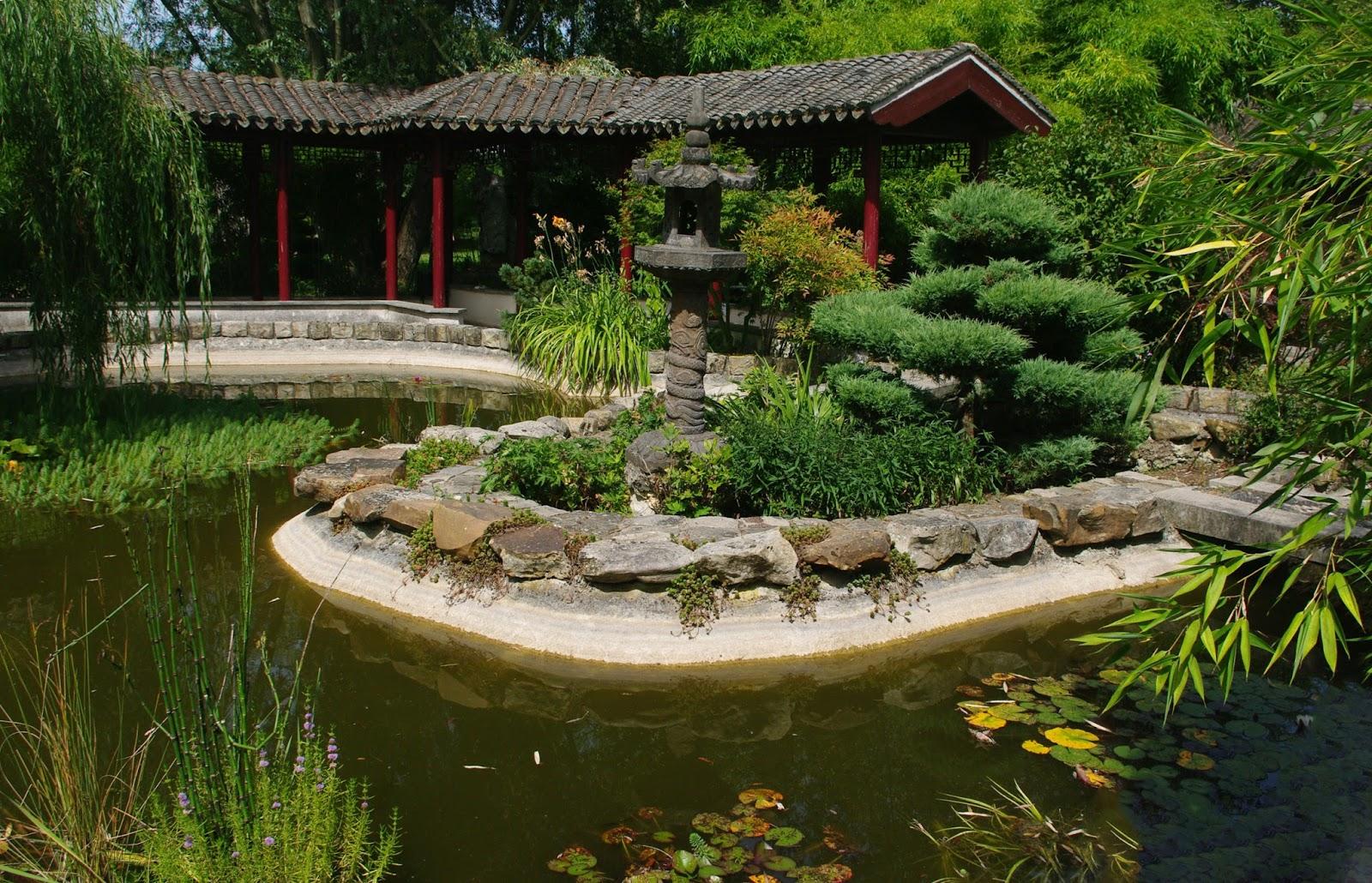 la blogazette des ulis et du hurepoix le jardin chinois yi li saint remy l 39 honore yvelines. Black Bedroom Furniture Sets. Home Design Ideas