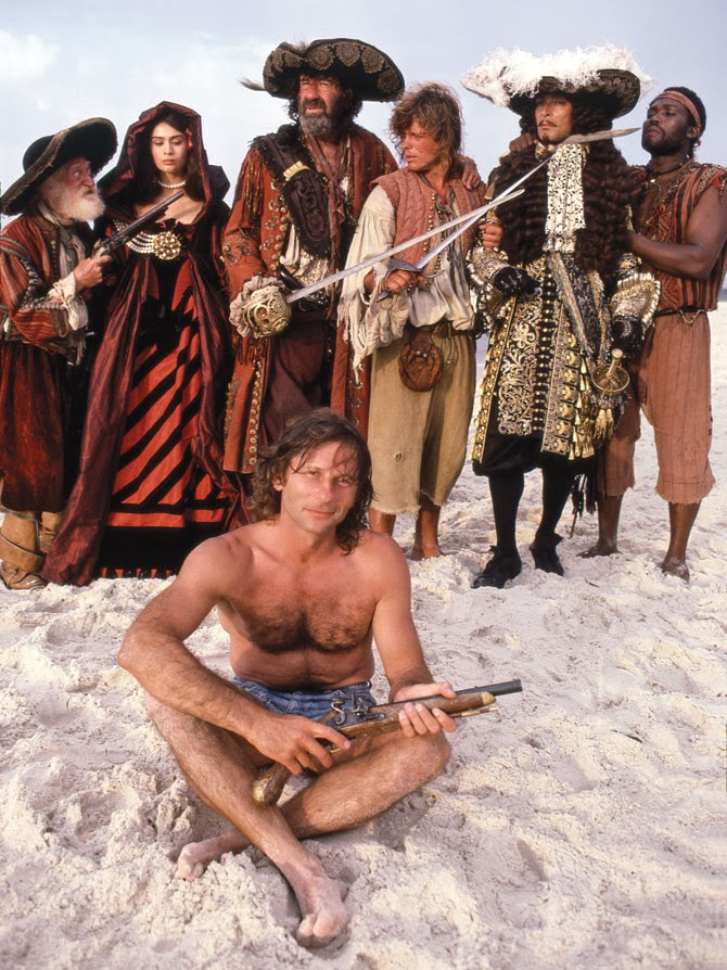 Roman Polanski Pirates cast box office bomb