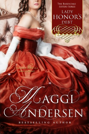 Lady Honor's Debt-The Baxendale Sisters Series