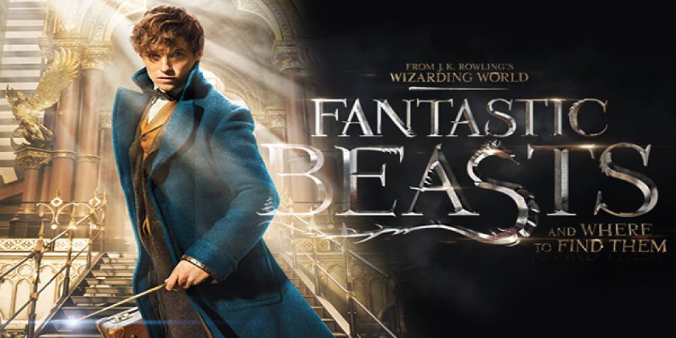 Phim Sinh Vật Kỳ Bí Và Nơi Tìm Ra Chúng VietSub TS | Fantastic Beasts And Where To Find Them 2016