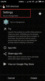 Mengganti Font Xiaomi