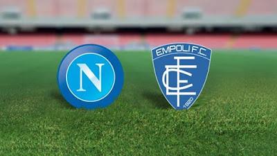 مشاهدة مباراة نابولى وامبولى اليوم بث مباشر فى الدورى الايطالى