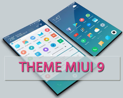 Release Theme MIUI 9 Limitless Mtz For Xiaomi Update New Version