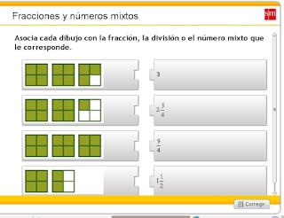 http://primerodecarlos.com/QUINTO_PRIMARIA/UNIDAD_7/actividades/matematicas/fracciones_y_numeros_mixtos/Fracciones_y_numeros_mixtos_II/quiz.swf