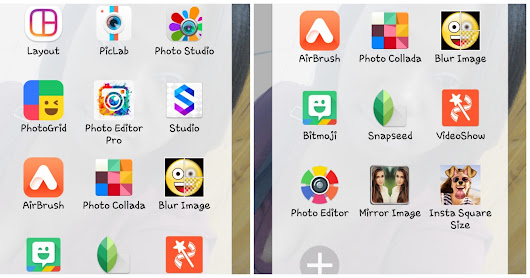 The top 5 editing apps for android phones