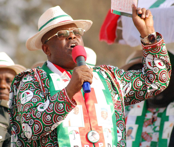 Gov. Umahi Reveals How and Reasons PDP lost 300,000 votes in Ebonyi State