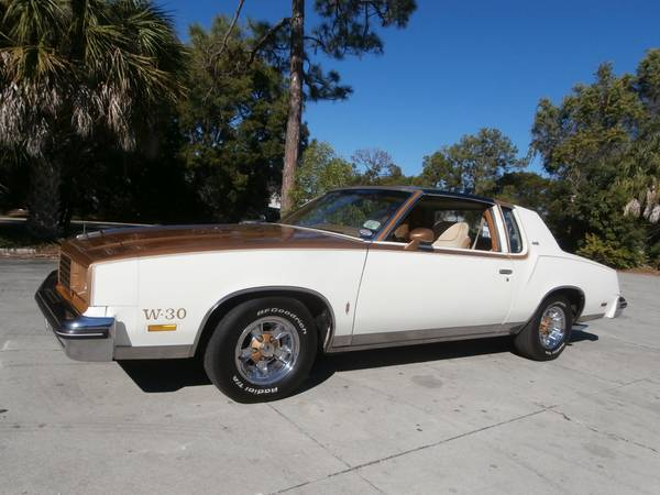 Car By Owner Craigslist >> Like New, 1980 Oldsmobile Cutlass 442 W30 | Auto Restorationice