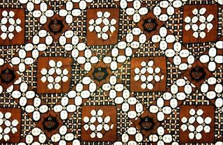 Motif Batik Swastika Indramayu - Jawa Barat