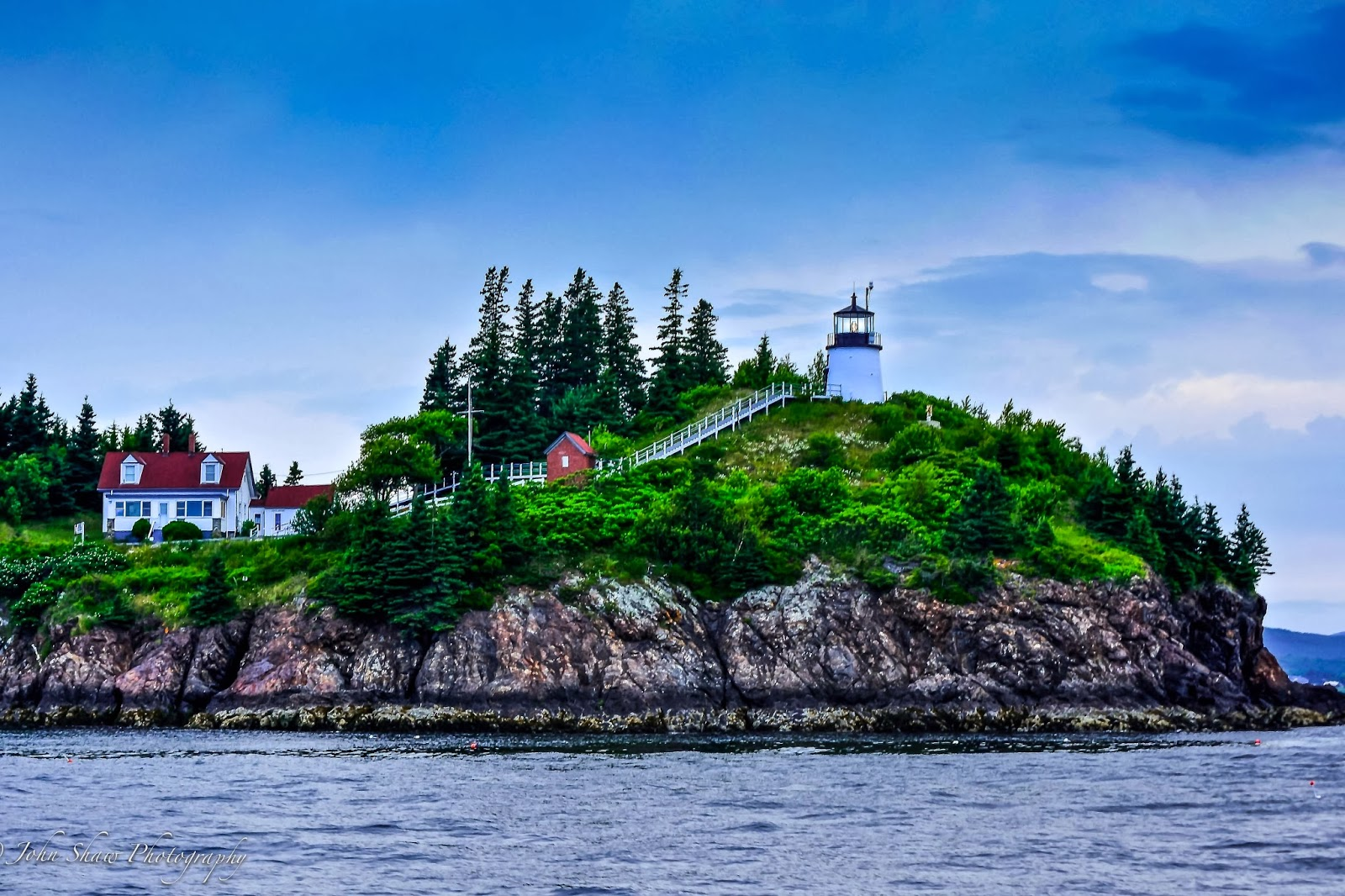 Image result for Owl's Head Lighthouse, Maine: