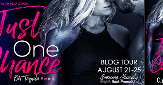 BLOG TOUR: Just One Chance by CA Harms