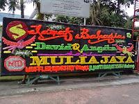 Toko Bunga Papan di Medan