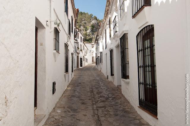 Sierra de Grazalema Pueblos Blancos Andalucia Cadiz