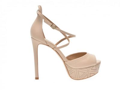 Sandale cu toc pentru femei OTTER