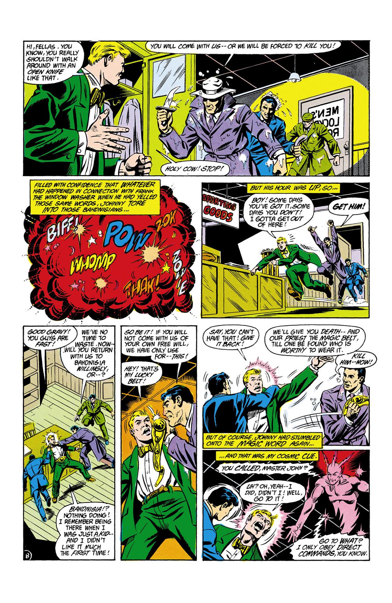 Read online Secret Origins (1986) comic -  Issue #13 - 38