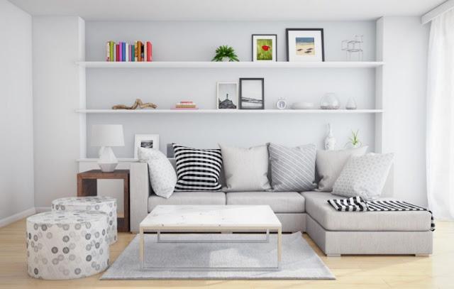 Menemukan Warna Yang Tepat Untuk Ruang Tamu Anda