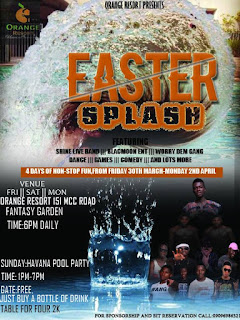 Easter Splash with Blackmoon Nation (SEE DETAILS)