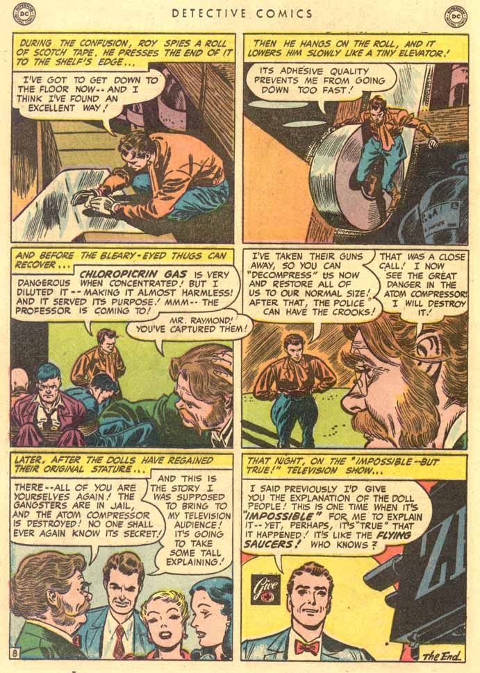 Read online Detective Comics (1937) comic -  Issue #159 - 24