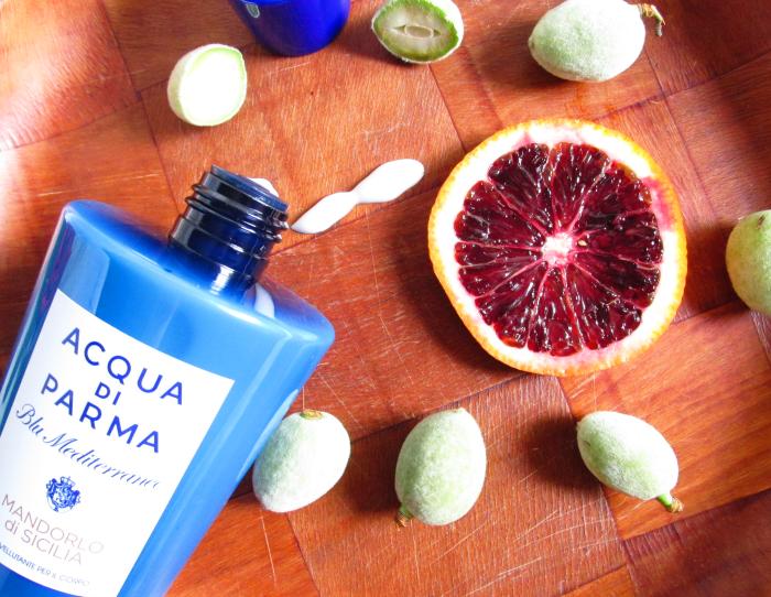 Review: ACQUA DI PARMA - Blue Mediterraneo Mandorlo di Sicilia - Pampering Body Lotion