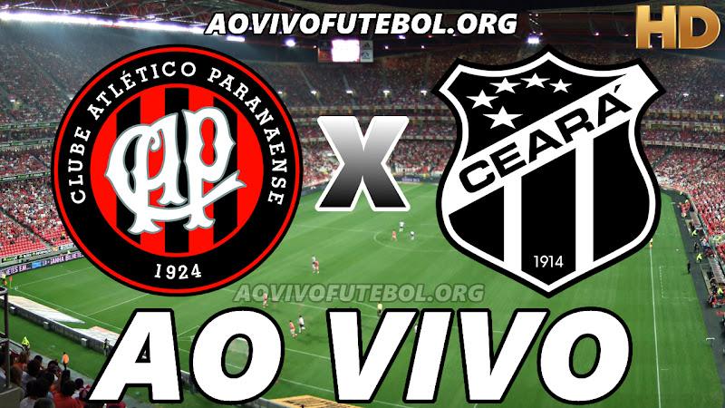 Assistir Atlético Paranaense x Ceará Ao Vivo HD