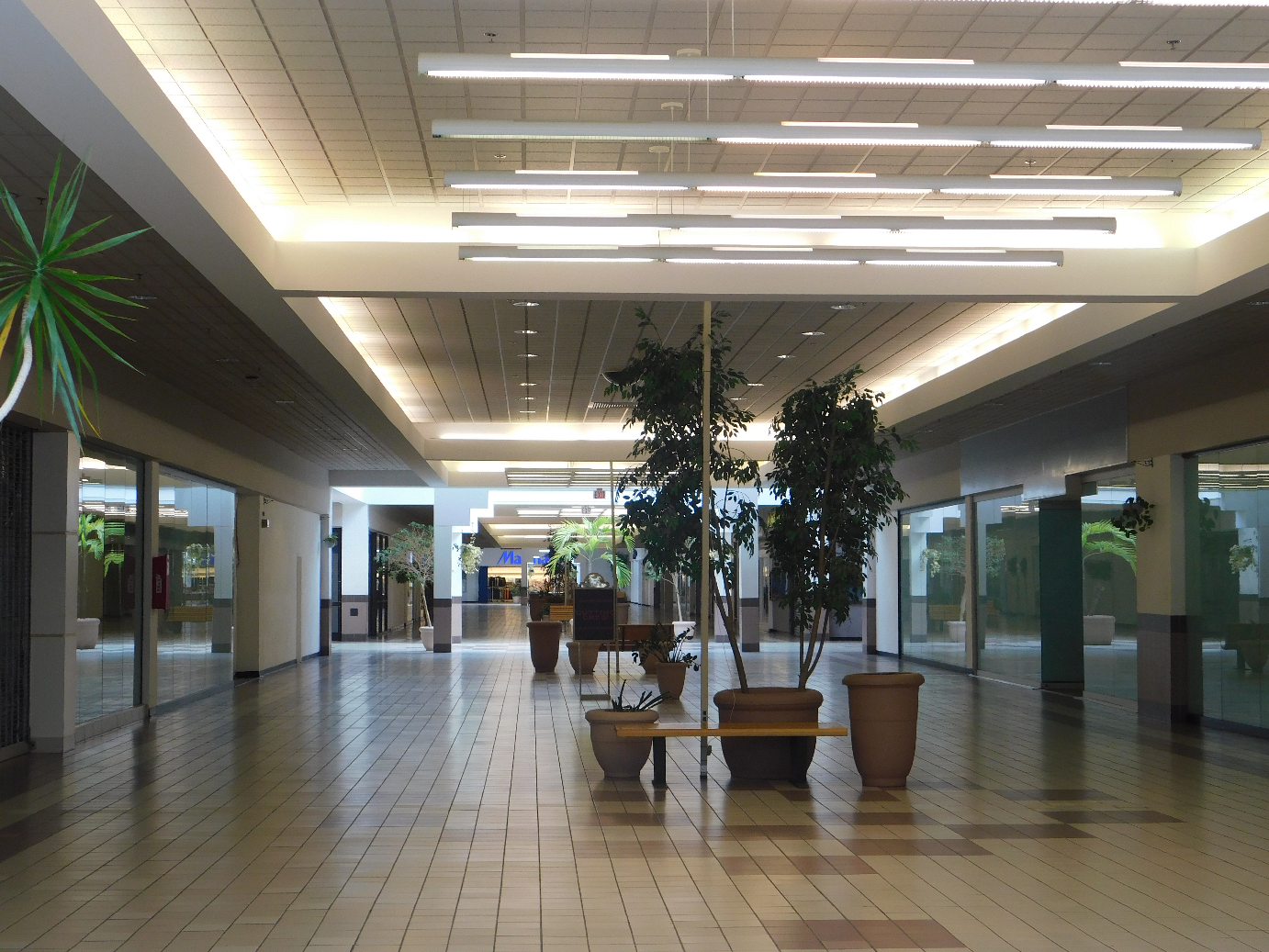 Beyond Easy: ghost malls, the denudation of place, & The Process