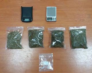 Συλλήψεις για ναρκωτικά στην Πιερία