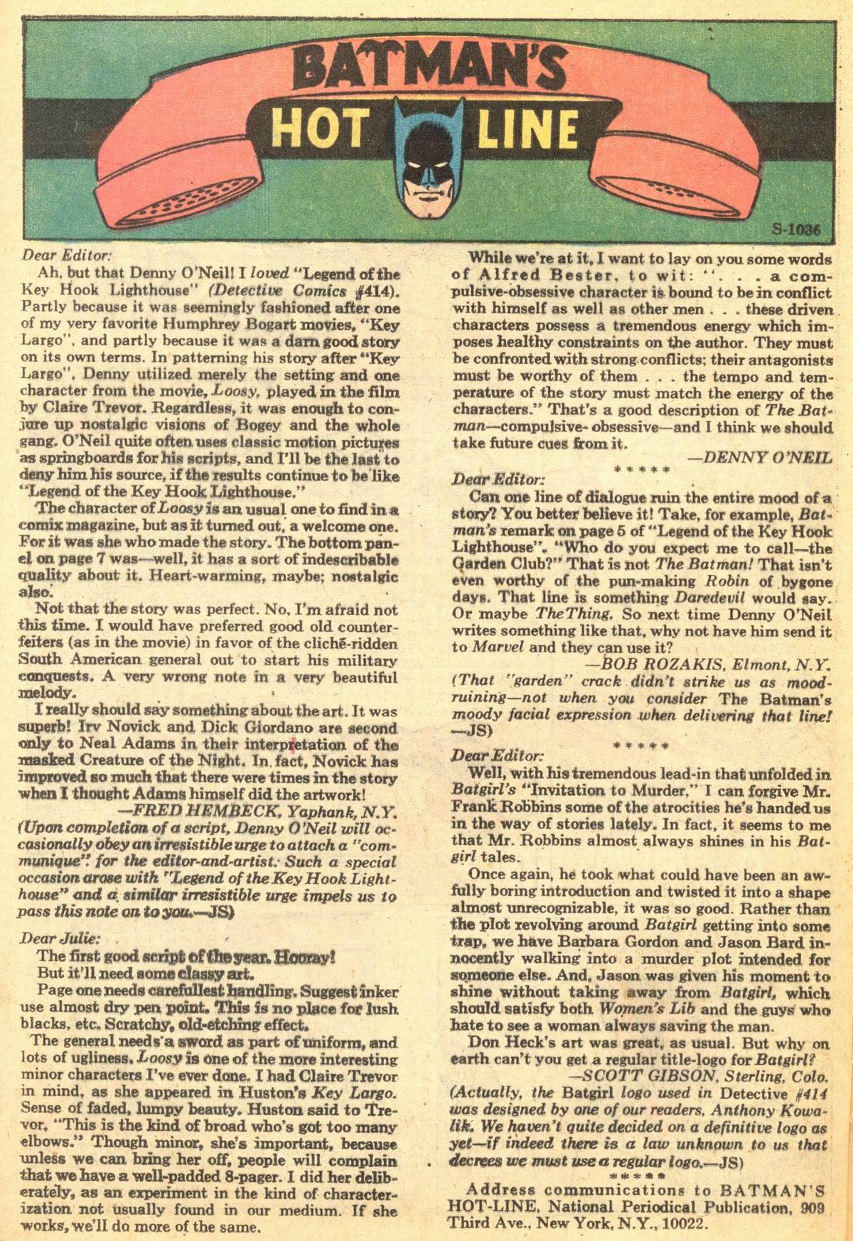 Detective Comics (1937) 418 Page 33