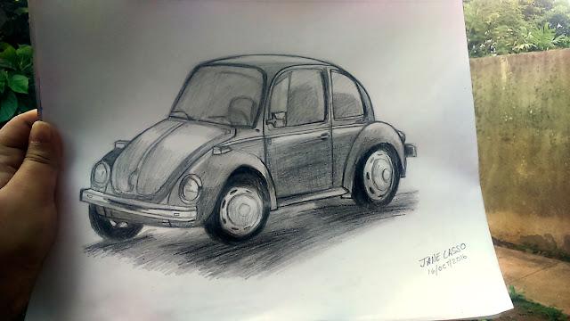 Dibujo de carro