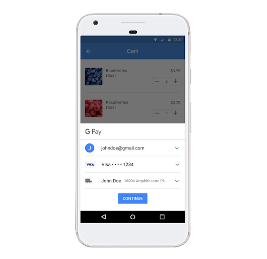 Enter Google Pay: The Unification of all Google's payment tools