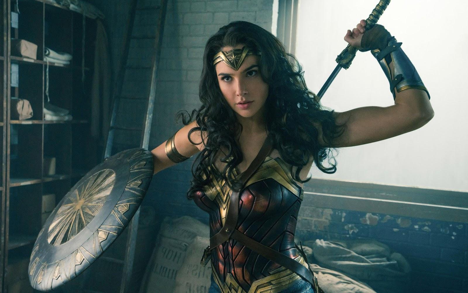 Gal Gadot's Wonder Woman Workout Routine