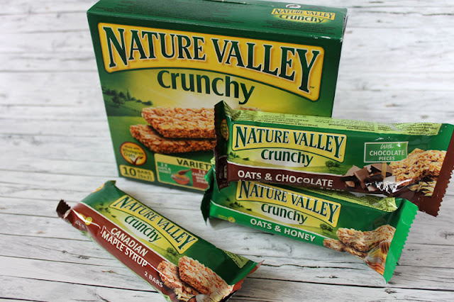 Nature Valley Crunchy Riegel Variety Pack