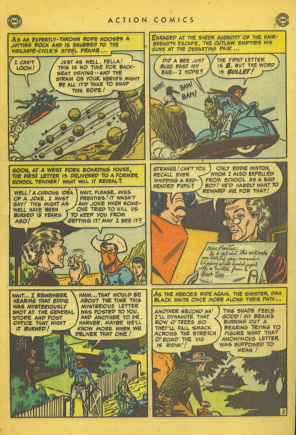 Action Comics (1938) 153 Page 34