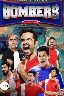 Bombers 2019 Hindi Complete WEB Series 720p HEVC x265