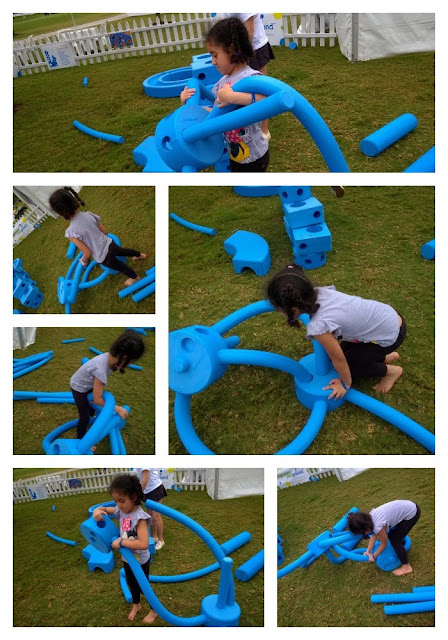 Autism Building at the Imagination Playground