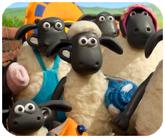 Giải cứu bầy cừu, game van phong