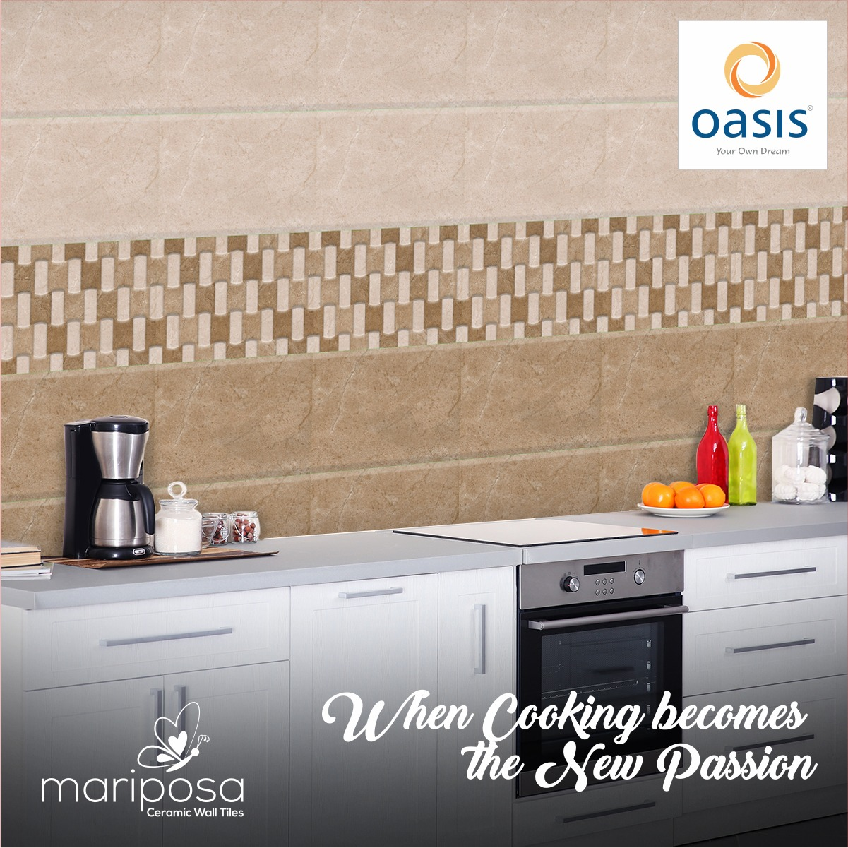 The Mariposa Range Of Ceramic Tiles From Oasis Tiles India Have Designs  That Are Modern Yet Classy And Are The Perfect Answers To Your Decor Needs.