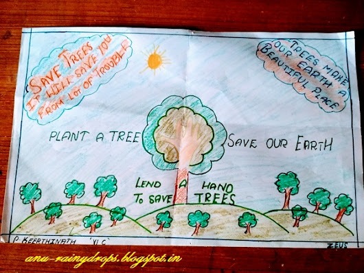 World Environment Day - poster ......
