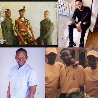 See Epic Throwback Photos Of Afeez Owo And Sunkanmi Omobolanle