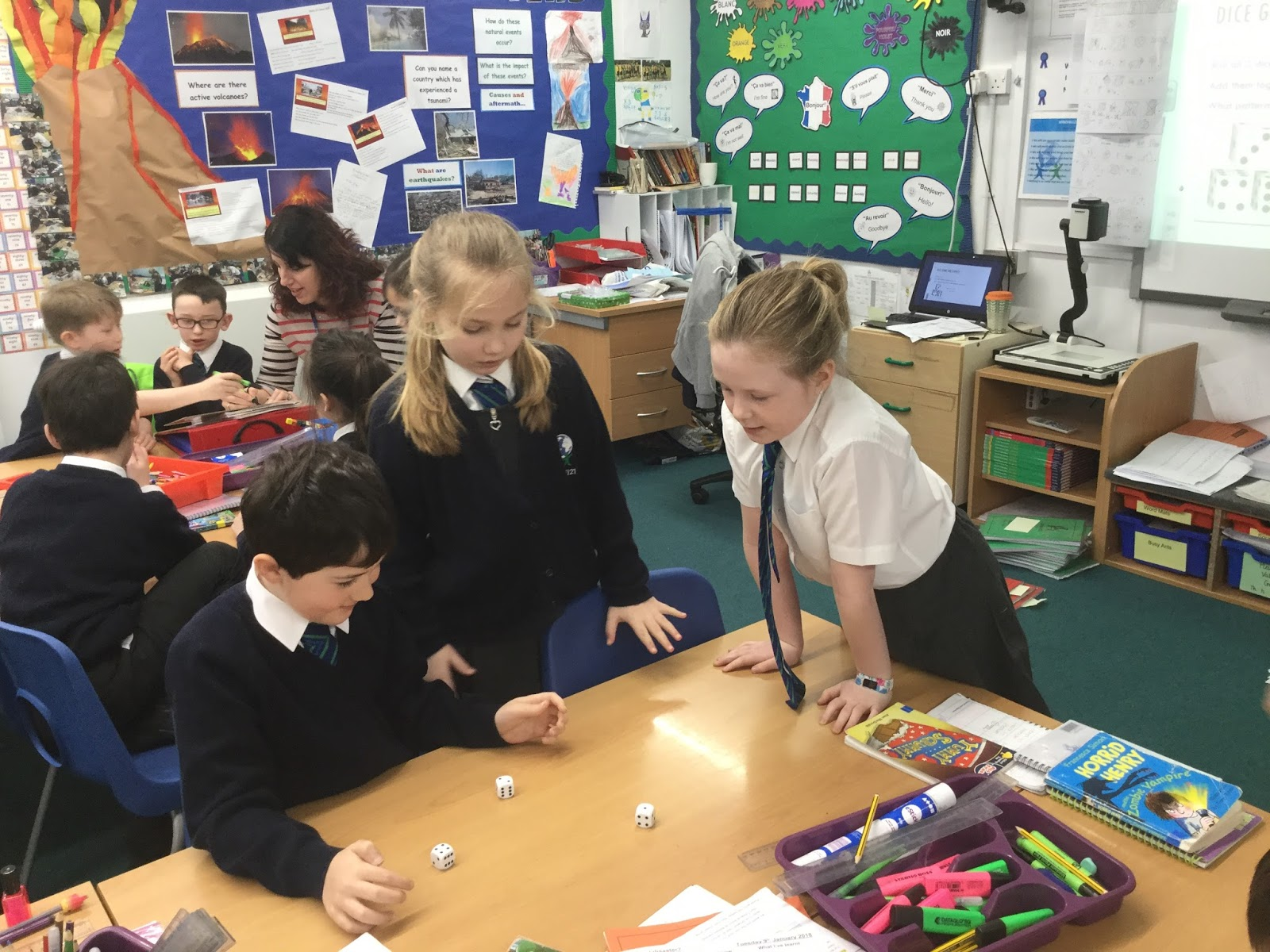 Windhill21: Year 3 Maths - Towns Class Group 2