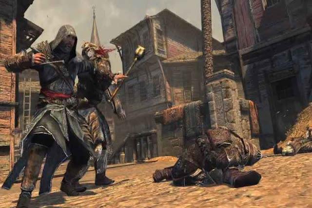 Assassins Creed Revelations Gameplay Screenshot 5