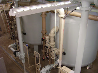 Hastings Ion Exchange System for Nitrate Removal