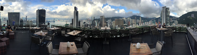 Top 5 Rooftop Bars in Hong Kong Restaurant View Harbour Skyline Causeway Bay Wooloomooloo Prime