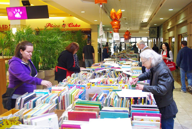 Bookstock at Laurel Park Place (Livonia, MI), April 23-30