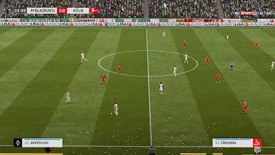 FIFA 18 Big Germany Patch Season 2017/2018