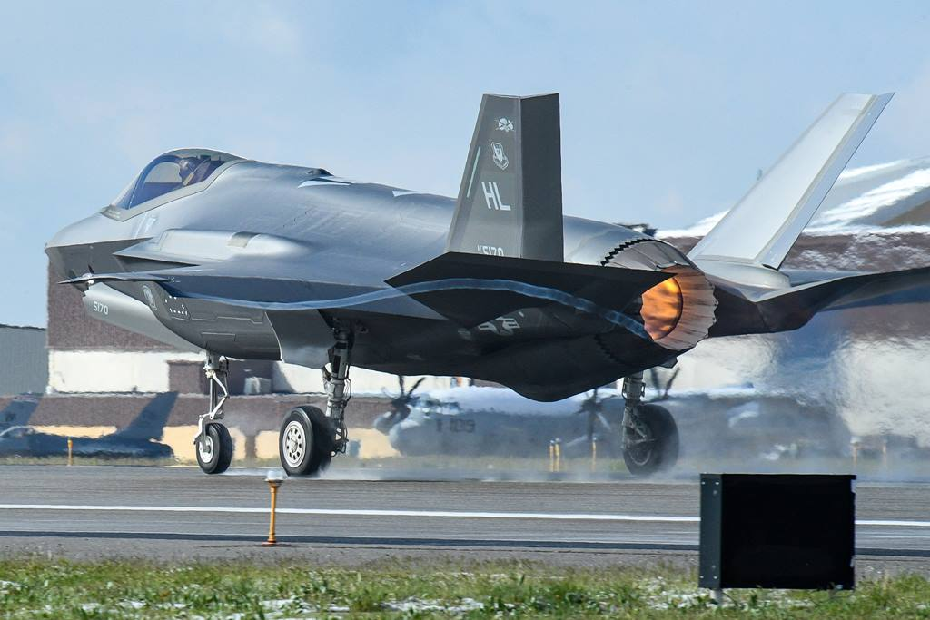 Hill fighter wings conduct combat exercise - Blog Before